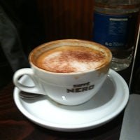 Photo taken at Caffè Nero by Sergey K. on 11/24/2011