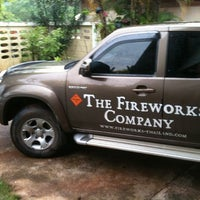 Photo taken at Fireworks Thailand Office by Chris D. on 6/2/2011