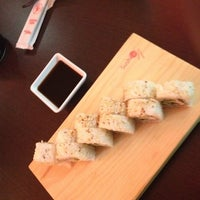 Photo taken at Sushi Tai by  Arys L. on 3/7/2012