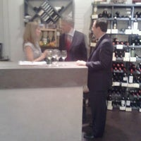Photo taken at Perrine's Wine Shop by Toreya S. on 10/25/2011