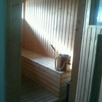Photo taken at Moscow Sauna by Micah S. on 7/16/2012