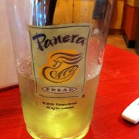 Photo taken at Panera Bread by Abi L. on 7/27/2011