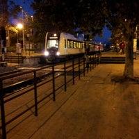 Photo taken at Metro seminari ceu by Pedro N. on 9/13/2011