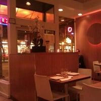Photo taken at Pinto Thai Bistro & Sushi Bar by Rand F. on 11/26/2011
