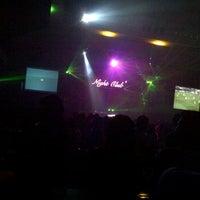 Photo taken at night club by โอ อ. on 10/16/2011