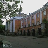 Photo taken at Речной вокзал by Евгений И. on 8/10/2012