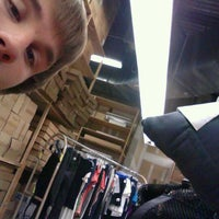 Photo taken at JCP Back Stock Room by T.Stone on 9/4/2011