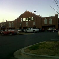 Photo taken at Lowe's Home Improvement by Jake H. on 2/12/2012