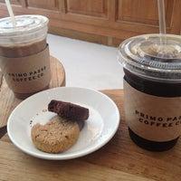Снимок сделан в Primo Passo Coffee Co. пользователем YUN K. 8/31/2012