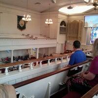 Photo taken at West Lynchburg Baptist Church by Jacob H. on 7/22/2012