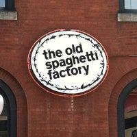 Photo taken at The Old Spaghetti Factory by Erin S. on 6/18/2012