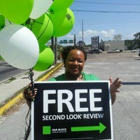 Photo taken at H&R Block by Sa'Toya B. on 3/17/2012