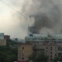 Photo taken at Юннатов, 18 by Олег Ю. on 7/5/2012