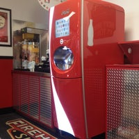 Photo taken at Firehouse Subs by Shelby T. on 6/16/2012