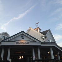 Photo taken at Stonebridge Restaurant & Bar by Ryan M. on 5/17/2012