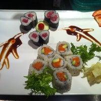 Photo taken at Saga Steakhouse & Sushi Bar by Gina C. on 7/16/2011
