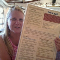 Photo taken at Orapax Greek Inn by Geoff M. on 6/27/2012