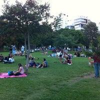 Photo taken at Praça Carlos Simão Arnt (Praça da Encol) by Gilson E. on 4/10/2011