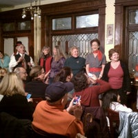 Photo taken at The Mermaid Inn by John T. on 12/14/2011