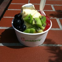 Photo taken at Pinkberry by Meghan C. on 6/4/2011