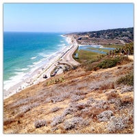Photo taken at Torrey Pines State Natural Reserve by Kxequiel on 7/25/2012