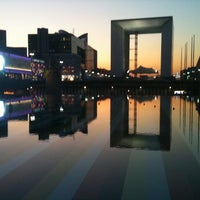 Photo taken at Grande Arche de la Défense by Parvisien A. on 9/30/2011