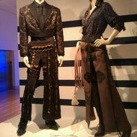 Photo taken at The Fashion World Of Jean Paul Gaultier At The Dallas Museum Of Art by Alexandra J. on 1/20/2012