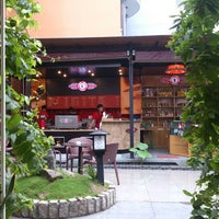 Photo taken at Trung Nguyen Coffee by Trung D. on 7/9/2012
