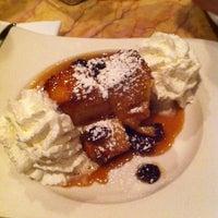 Photo taken at Cyrano's Cafe by Vicky E. on 3/18/2011