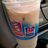 Photo taken at Dunkin Donuts by Tracy B. on 1/17/2012