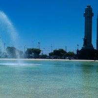 Foto tomada en Plaza de España por Pedro A. el 8/16/2012