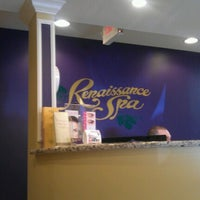 Photo taken at Renaissance Day Spa by Lena S. on 8/30/2012