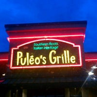Photo taken at Puleo's Grille by Heather C. on 4/18/2012
