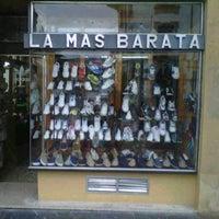 Photo taken at La Mas Barata by G. on 5/3/2012