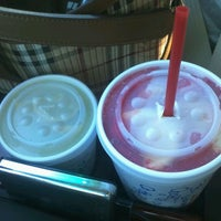 Photo taken at SONIC Drive In by Amanda A. on 2/6/2012