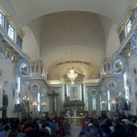Photo taken at Santuario de Nuestra Señora de la Soledad by Ernesto N. on 1/1/2012