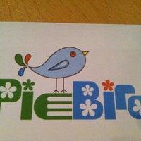 Photo taken at PieBird by erika s. on 6/2/2012