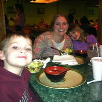 Photo taken at Sake Japanese Restaurant by Linda S. on 2/25/2012