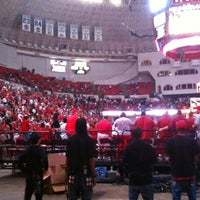Photo taken at Cajundome & Convention Center by Eric T. on 3/4/2011