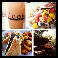 Photo taken at Alcove Cafe & Bakery by Samantha C. on 7/11/2012