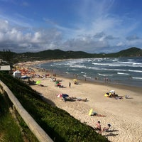 Photo taken at Praia do Rosa by David R. on 1/9/2012