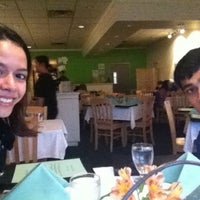 Photo taken at Thai Orchid Cafe by Diyanna I. on 10/26/2011