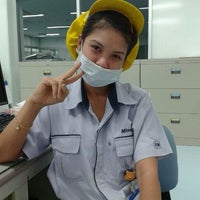 Photo taken at QC Room IM Minebea Thai Phase 10 by ^Koy Za' S. on 4/6/2012