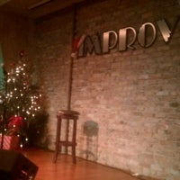 Photo taken at Improv Comedy Club by Peter B. on 12/19/2011
