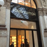 Photo taken at Louis Vuitton by Giovanni R. on 5/31/2012