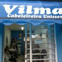 Photo taken at Vilma Cabeleireira by Nathalia P. on 6/9/2012