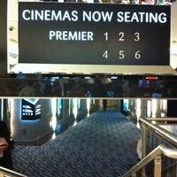 Photo taken at Reel Cinemas ريل سينما by Gena B. on 8/20/2012