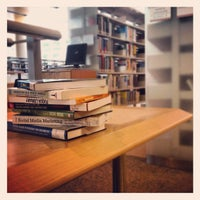 Photo taken at Ford Library @ Fuqua School of Business by Thiago F. on 6/4/2012