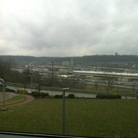 Photo taken at Cincinnati State College - ATLC Building by Angelena G. on 3/12/2012