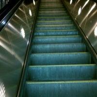 Photo taken at Universal City Metro Station by Daniel G. on 1/27/2012
